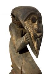 Ритуальная статуэтка Mambila для восстановления справедливости