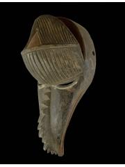 Африканская маска Baga с клювом птицы из Гвинеи-Бисау