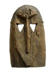 Маска народна Догоны (Dogon), который проживает в горах Мали