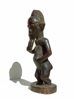 Статуэтка Baule [Кот-д'Ивуар], 27 см