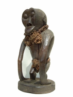 Статуэтка Bulu Gorilla [Камерун], 30 см