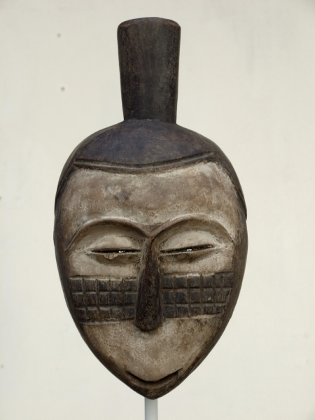 Купить африканскую настенную маску народности Квеле