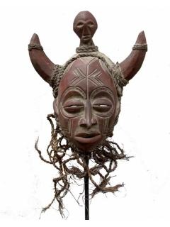 Chokwe [Ангола/Конго], 36 см