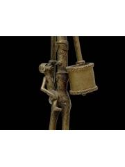 Бронзовая статуэтка народа Bamana