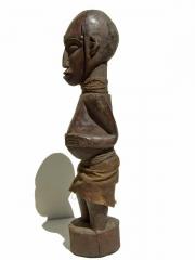 Аутентичная африканская статуэтка Bateba Lobi
