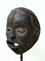 Африканская маска Ibibio Mfon