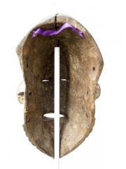 Африканская маска Idoma из коллекции Всеволода Спесивцева