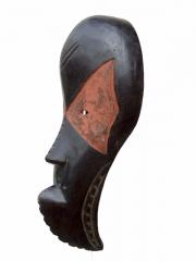 Африканская маска Baga из Гвинеи-Бисау