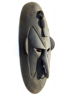 Маска Angoram [Папуа-Новая Гвинея]