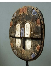 Настенная африканская маска Teke Tsaye