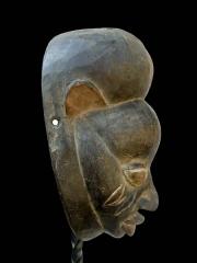 Африканская маска Йоруба Геледе (Yoruba Gelede). Материал дерево. Купить с доставкой по России