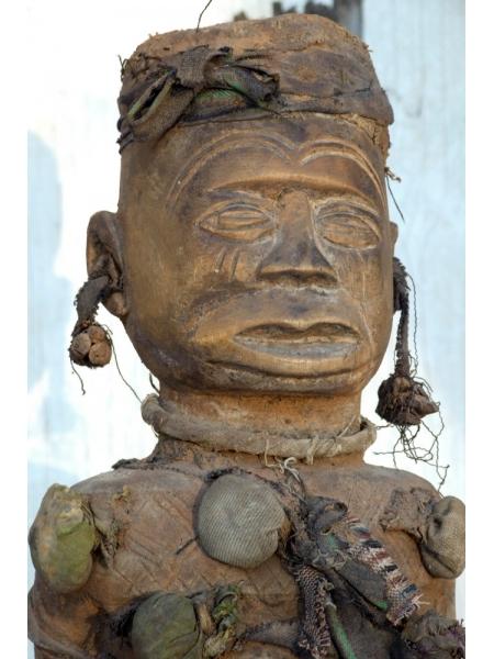 Статуэтка Afo, Нигерия