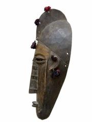 Маска народа Бамана Marka
