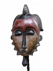 Африканская маска Yaure (Yohure) Je