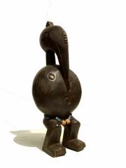 Статуэтка Senufo Hornbill [Кот-д'Ивуар]