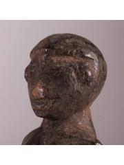 Аутентичная африканская статуэтка Lobi Bateba Phuwe shrine figure