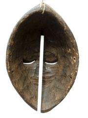 Африканская маска Ligbi из коллекции VS