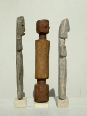 Набор из трех фигурок Adan (Гана)