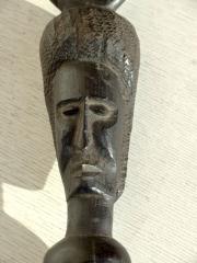 Нож из эбенового дерева для писем