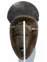 Классическая африканская маска Бауле (Baule)