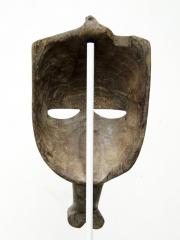 Африканская маска народа Bakwele Gon (Ngon) [Габон]