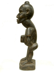 Африканский фетиш Bakongo Power Figure