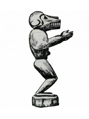 Что символизирует обезьяна в Африке