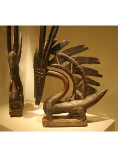 Искусство Африки в представлении Википедии