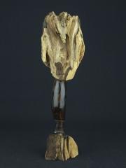 """Красивая и оригинальная статуэтка африканской женщины из Зимбабве """"Южная Родезия"""""""