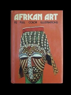 "Книга ""African Art and Oceanic Art"" [Francesco Abbate]"