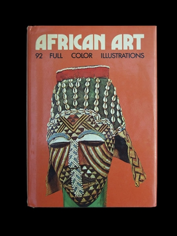 Книга African Art and Oceanic Art под редакций Francesco Abbate