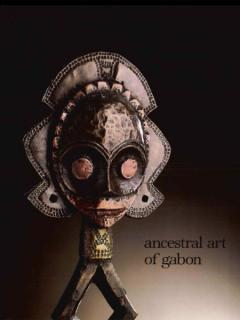 """Книга """"Ancestral Art of Gabon"""" - Louis Perrois"""