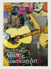 Книга «African-American Art» [Sharon F. Patton]