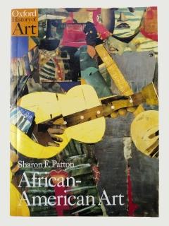 Книга «African-American Art» [Sharon F. Patton]