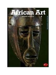"""Книга """"African Art"""" - Frank Willett"""
