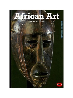 "Книга ""African Art"" [Frank Willett]"