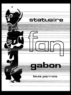 """Книга """"La Statuaire Fang - Gabon"""" - Perrois Louis"""