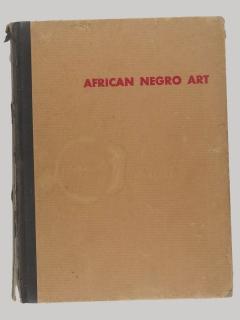 Книга «African Negro Art» — Edited by James Johnson Sweeney — New York, 1935