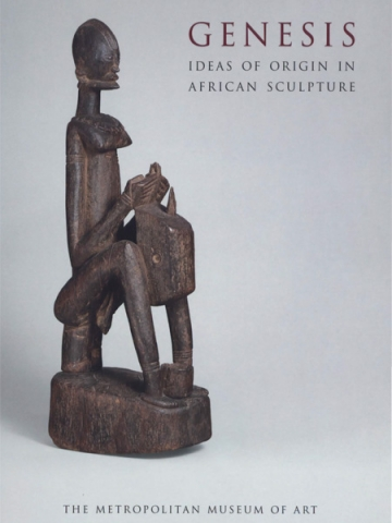 Книга Genesisi Ideas Of Origin In African Sculpture (Идеи происхождения в африканской скульптуре), автор Alisa LaGamma