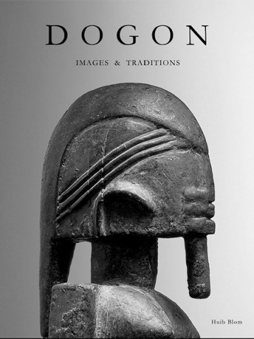 Книга Dogon Images Traditions - Huib Blom