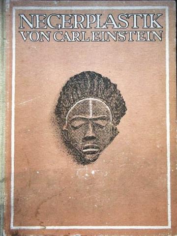 """Книга """"Negerplastik"""" - von Carl Einstein"""