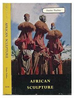 "Книга ""African Sculpture"" - Denise Paulme"