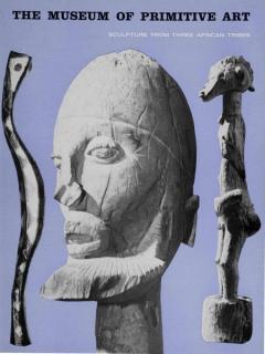 """Книга """"The Museum of Primitive art"""""""