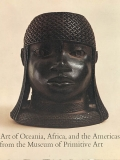 "Каталог выставки ""Art of Oceania, Africa, and the Americas"", музей Metropolitan, 1969 год"