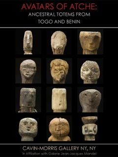 Каталог «Avatars of Atche Ancestral Totems from Togo and Benin»