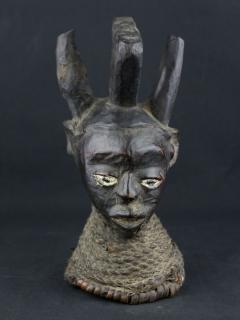 Наголовник Ekoi (Ejagham) [Нигерия], 23 см