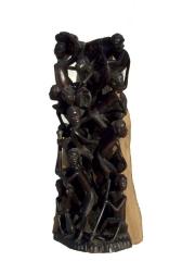 """Скульптура """"Семейное дерево"""""""