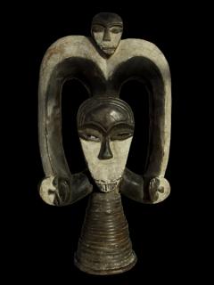 Статуэтка Kwele [Габон]