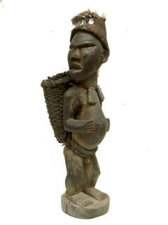 Статуэтка Bakongo Power Figure [Конго], 48 см