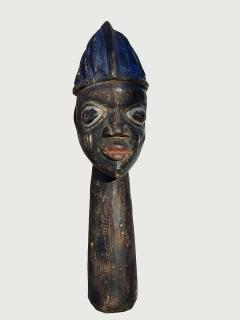 Статуэтка Yoruba [Бенин]